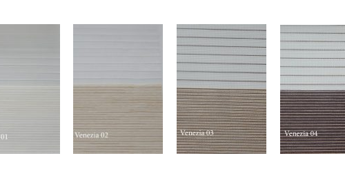 Tkaniny z kolekcji VENEZIA